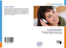 Capa do livro de Crystal Earpiece