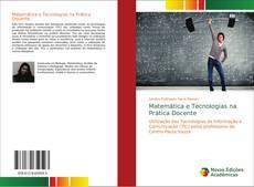 Capa do livro de Matemática e Tecnologias na Prática Docente