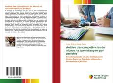 Análise das competências de alunos na aprendizagem por projetos的封面