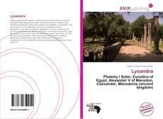 Bookcover of Lysandra