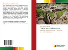 Bookcover of Direito Natural Renovado