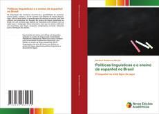 Copertina di Políticas linguísticas e o ensino de espanhol no Brasil