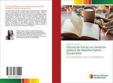 Capa do livro de Cosme de Farias na narrativa poética de Rodolfo Coelho Cavalcante