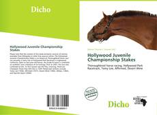 Bookcover of Hollywood Juvenile Championship Stakes