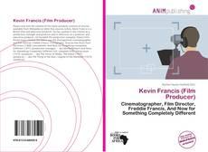 Portada del libro de Kevin Francis (Film Producer)