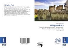 Portada del libro de Abington Park