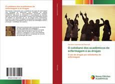 Capa do livro de O cotidiano dos acadêmicos de enfermagem e as drogas