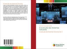 Bookcover of A evolução dos Sistemas Celulares