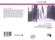 Buchcover von Acacia Neriifolia