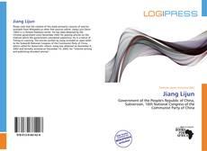 Bookcover of Jiang Lijun