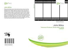 Couverture de John Wiles