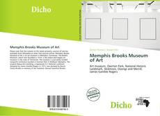 Couverture de Memphis Brooks Museum of Art