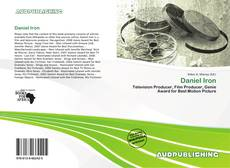 Daniel Iron kitap kapağı