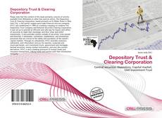 Обложка Depository Trust & Clearing Corporation