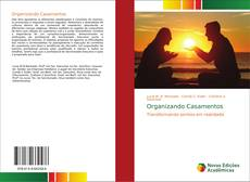 Capa do livro de Organizando Casamentos