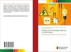 Projeto de instalação elétrica e automação kitap kapağı