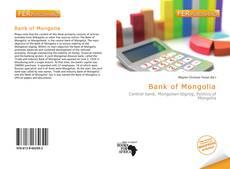 Copertina di Bank of Mongolia