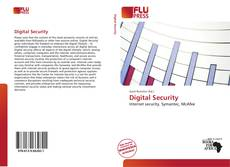Capa do livro de Digital Security