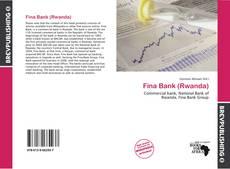 Borítókép a  Fina Bank (Rwanda) - hoz