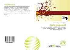 Bookcover of Gary Emmanuel