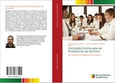 Capa do livro de Formação Continuada de Professores de Química