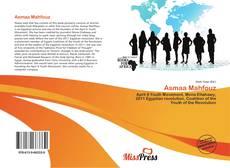 Bookcover of Asmaa Mahfouz