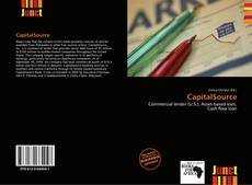 Bookcover of CapitalSource