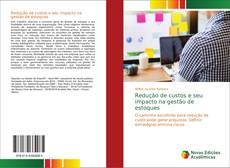 Обложка Redução de custos e seu impacto na gestão de estoques