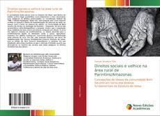 Capa do livro de Direitos sociais e velhice na área rural de Parintins/Amazonas