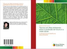 Bookcover of Técnico em Meio Ambiente: entre a profissão do futuro e a visão social