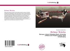 Couverture de Helmut Walcha