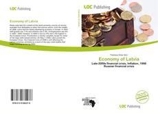 Обложка Economy of Latvia
