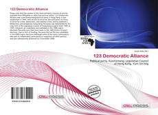 Copertina di 123 Democratic Alliance