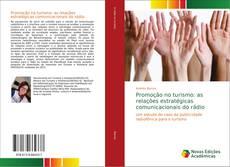 Capa do livro de Promoção no turismo: as relações estratégicas comunicacionais do rádio
