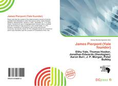 Bookcover of James Pierpont (Yale founder)