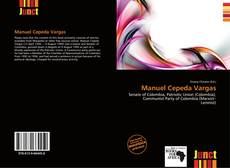 Portada del libro de Manuel Cepeda Vargas