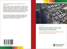 Bookcover of Responsabilidade Social da Sonangol e Petrobras