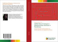 Обложка CAPSI Para Crianças e Adolescentes Autistas e Psicóticos
