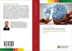 Capa do livro de Empreendedorismo social