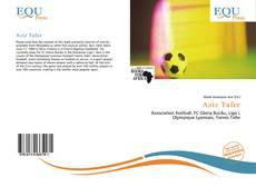 Aziz Tafer kitap kapağı
