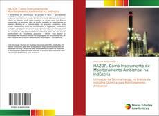 Portada del libro de HAZOP, Como Instrumento de Monitoramento Ambiental na Indústria