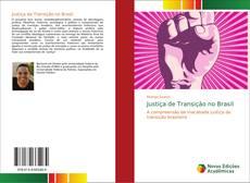 Justiça de Transição no Brasil kitap kapağı