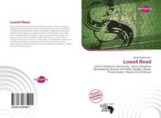 Bookcover of Lowell Reed