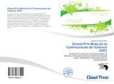 Bookcover of Grand Prix Moto de la Communauté de Valence 2001