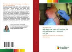 Métodos de descontaminação microbiana em carcaças suínas的封面