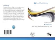 Bookcover of Menaulion