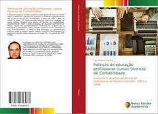 Borítókép a  Politicas de educação profissional: cursos técnicos de Contabilidade. - hoz