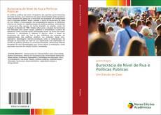 Bookcover of Burocracia de Nível de Rua e Políticas Públicas