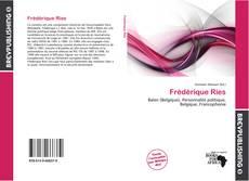Bookcover of Frédérique Ries