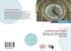 Bookcover of Landesmuseum Mainz